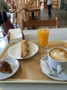 Catalan cafes